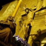 El Vía Crucis del Cristo del Consuelo vuelve a las calles de Daimiel