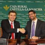 Caja Rural Castilla-La Mancha sigue su expansión con una nueva agencia en Alcolea de Calatrava
