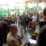 Ciudad Real: CSI·F congrega a un centenar de empleados públicos para reclamar la devolución de sus derechos