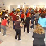 70 participantes en la XVI Concentración Deportiva de Personas Mayores de Daimiel