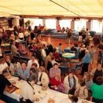Los mayores y la gastronomía, protagonistas del final de las Ferias y Fiestas de Carrión de Calatrava