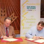 La Fundación Caja Rural de Cuenca de Globalcaja colabora en el concierto de rock organizado a favor de ADOCU