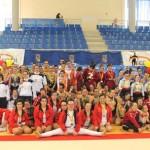 Puertollano: El Club Fuente Agria obtiene cinco medallas en el XX Campeonato de España de Gimnasia Rítmica