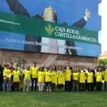 La Fundación Caja Rural CLM se viste de solidaridad