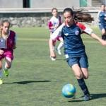 Las alevines de la sección de fútbol de Castilla-La Mancha cosechan un nuevo éxito