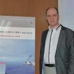 Manzanares: El mar, protagonista del nuevo libro de relatos de Juan Miguel Gutiérrez