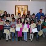 """Villanueva de los Infantes: Entregados los premios del  II Concurso Provincial Infantil """"ELMERMAC"""""""