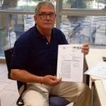 Si bebes no conduces: Un exfutbolista patenta un dispositivo que impide a un conductor ebrio arrancar su vehículo