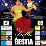 """El musical """"La bella y la bestia"""", en Manzanares"""