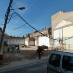 El Ayuntamiento de Manzanares acondiciona un nuevo aparcamiento público gratuito en la calle Pérez Galdós