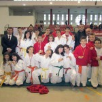 La Escuela Municipal de Judo y Jiu-Jitsu y el Club de Judo Manzanares participaron ayer sábado en el XV Campeonato Regional de Jiu-Jitsu