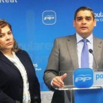 """Marín (PP) critica la """"hipocresía"""" de De Lara al «echar a la calle» a empleados del diario Lanza para privatizar dos departamentos"""