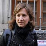 Marina Albiol, candidata de IU en las elecciones europeas: «El bipartidismo recibirá el primer golpe el 25 de mayo»