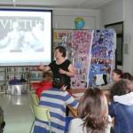 El IES Campo de Calatrava de Miguelturra acoge los talleres de igualdad de La Cantera Producciones