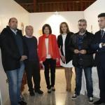 Argamasilla de Calatrava: Monroy pone en valor el apoyo a los empresarios durante la inauguración de la Feria Outlet