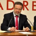 La Junta Electoral prohíbe al presidente de la Diputación la inauguración de unas obras en Luciana