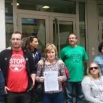 Otro éxito judicial de PAH Ciudad Real: Logra la devolución de cláusulas abusivas y la suspensión de un proceso de subasta