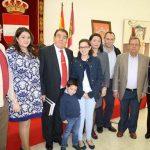 Puertollano: Primi Ortega pregonó la feria de mayo al compás del pasodoble