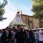Un vecino de Bolaños de Calatrava ofrece 6.500 euros por la medalla de la Virgen del Monte