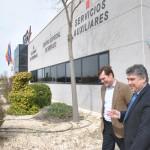 Tomelloso: El Grupo CV, especializado en seguridad, está presente en toda Europa