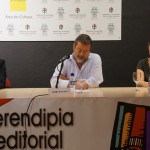 """Iñaki Larrea y María Luisa Sobrino presentan """"Te cuento"""" en la Casa de Cultura de Tomelloso"""