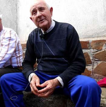 Felipe Ferreiro, más de 20 años resistiendo el agravio