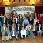 Emoción y recuerdos en el homenaje a los villarrubieros ausentes celebrado en Villarrubia de los Ojos