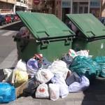 Ciudad Real: IU denuncia que el Consorcio RSU cobraría más por recoger la basura sábados y festivos en verano que el ahorro de todo el año por reducir el servicio