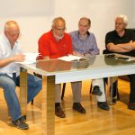 """Ediciones C&G anuncia la convocatoria para el segundo libro de """"Relatos para un rato"""" durante el acto de lectura de relatos celebrado en Puertollano"""