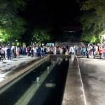 Del blanco al negro en Puertollano: Apagón en plena euforia madridista