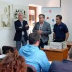 AJE y Diputación inician el programa de apoyo a emprendedores en Villanueva de los Infantes