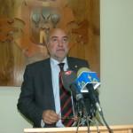 El alcalde de Manzanares asegura que el Hospital Virgen de Altagracia «goza de buena salud y no corre peligro»
