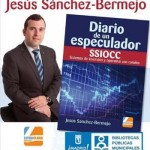 """El daimieleño Jesús Sánchez-Bermejo presenta su libro sobre bolsa """"Diario de un especulador"""""""