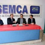 Caja Rural Castilla-La Mancha habilita 10 millones de euros a los empresarios de Moral de Calatrava