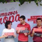 PSOE y Juventudes Socialistas invitan a 'meterle un gol' al PP el próximo domingo en las elecciones europeas