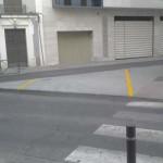 ¿Qué… es esto? ¿Un carril-coche en Ciudad Real?