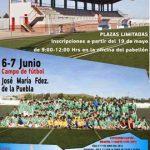 El Ayuntamiento de Herencia abre el plazo de inscripción en el I Curso Clinic de Perfeccionamiento Fútbol Base, en colaboración con el Atlético de Madrid