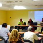 Los ayuntamientos de menor población asisten a la III Comisión Provincial de Seguridad Vial