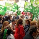 CSI·F reúne en una semana 6.000 firmas de funcionarios que reclaman el pago de la extra de diciembre de 2012