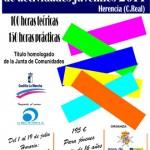 El Ayuntamiento de Herencia abre el plazo de inscripción para el Curso de Monitor de Actividades juveniles
