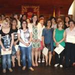 Puertollano: Clausurado el curso de formación en el cuidado a personas dependientes