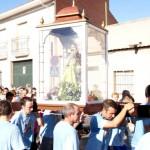 La Patrona llega a Daimiel en el Día de la Madre