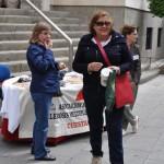 Ciudad Real: La Asociación de Esclerosis Múltiple sale a la calle el día internacional de la enfermedad