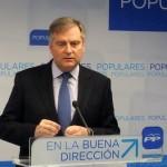 """Cañizares (PP) asegura que reducir los diputados a la mitad en las Cortes de Castilla-La Mancha es un """"sacrificio ejemplarizante"""""""