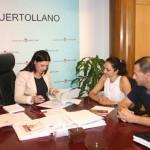 Puertollano: El Ayuntamiento cede gratis a FEPU el pabellón ferial para montar un feria de vehículos de ocasión
