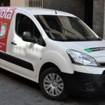 Ciudad Real: IU presenta su 'furgoneta' electoral