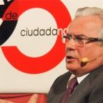 Manzanares: Baltasar Garzón arremete contra el corporativismo judicial, «el peor cáncer de una democracia»