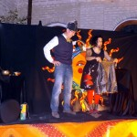 """La BMP """"Miguel Cervantes"""" cerró su 23ª Semana de la Biblioteca con el nombramiento de los lectores honoríficos en su Gala, con la actuación de Charo Jaular"""