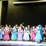 """Villanueva de los Infantes: La Asociación """"Cruz de Santiago"""" celebra el VII Festival Infantil de Folclore"""
