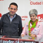 Ciudad Real: Izquierda Unida está «satisfecha» con los resultados electorales y ve cumplido el objetivo de «romper» el bipartidismo
